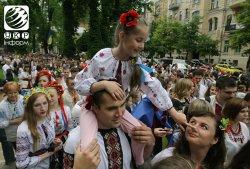Всеукраинский парад вышиванок состоится в Киеве