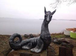 7 сентября в Лепеле пройдет фестиваль белорусской мифологии «В гости к лепельскому Цмоку»