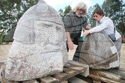 В Гродненском районе прошел II второй пленер резчиков по камню