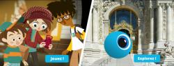 Музеи Парижа выпустили детское приложение