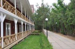 Санатории в Саках заполнены наполовину