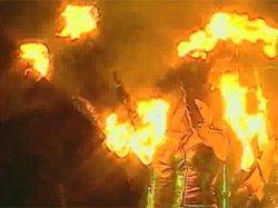 Под Минском стартовал международный фестиваль огня