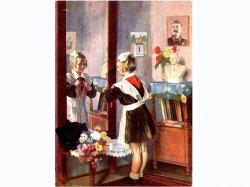 «Первое сентября» Анатолия Волкова покажут в Художественном музее