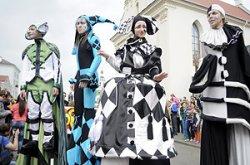 31 августа в Гродно пройдет международный фестиваль уличных культур Grand Teatro