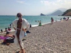 Пляж для женщин в Анталье: репортаж с места событий (+ фото)