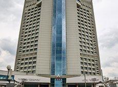 Как обстоят дела с наполняемостью гостиницы «Беларусь»?