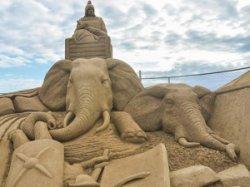 В Анталье построят самую большую песчаную скульптуру в мире