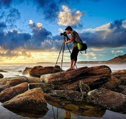 Ищете красивые виды для фотографий? «Трансаэро Турс» и «Галерея ДК» предлагают эксклюзивный тур для художников и фотографов на Закинф!