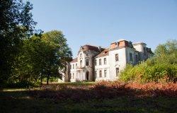 Как идет реставрация дворца Святополк-Четвертинских в Желудке, выкупленного московской семьей