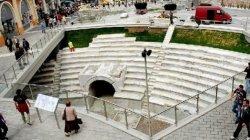 Болгария. Уникальное открытие в Пловдиве – казино III века