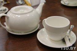 В Минске прошло чаепитие с послом Великобритании