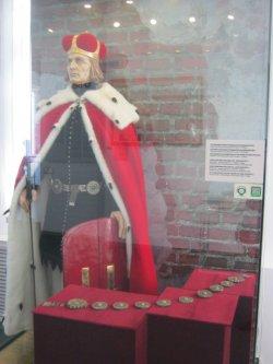 «Пояс Витовта» из исторического музея впервые будет представлен за рубежом