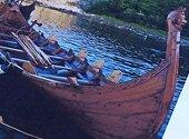 На корабле викингов будут катать туристов в агроусадьбе под Кобрином (+ видео)