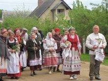 14 сентября усадьба «Полесские традиции» приглашает на праздник «С детства знаю культуру края»
