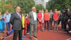 В Нижнем Новгороде Никита Михалков открыл памятник, которого нет (+ видео)
