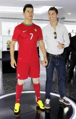 Звезда футбола Криштиану Роналду успешен и в музейном бизнесе