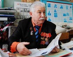 Президент Беларуси направил в Бийск официальное письмо с благодарностью в адрес заслуженного туриста Виктора Бурдина