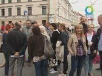Делегация польских журналистов целый день посвятила знакомству с Гродно