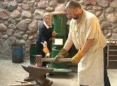 Туристов научат ковать подковы в агроусадьбе под Брестом (+ видео)