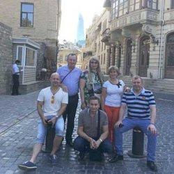 Баку: город огня, нефти, джаза и ветра