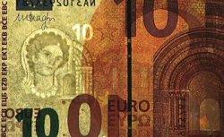 23 сентября в обращение введут банкноту номиналом 10 евро