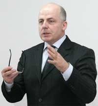 25 сентября на вопросы журналистов ответит замминистра спорта и туризма Чеслав Шульга