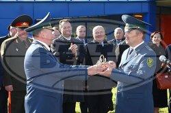 """Пункт пропуска """"Привалка"""" на белорусско-литовской границе сдали в эксплуатацию"""