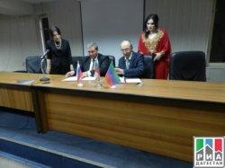 Беларусь и Дагестан подписали соглашение о сотрудничестве в сфере туризма
