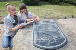 Памятный знак в честь 855-летия Чечерска сегодня открыт в городе