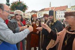 In vino veritas. Праздник молодого вина в Праге в самом разгаре
