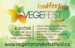 В Праге проходит фестиваль вегетарианской кухни