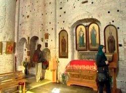 Старинная Коложская церковь может уйти под воду