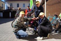 Велопарад пожилых людей пройдет в Бресте 1 октября (программа)