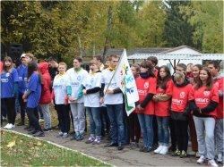 В Орле прошел крупный международный туристический слет «Багряные листья». Победитель отправится в поездку по памятникам ЮНЕСКО в Беларуси