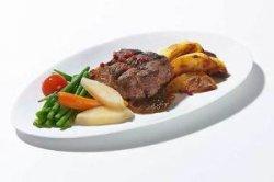 В Германии заказать обед от авиакомпании можно на дом