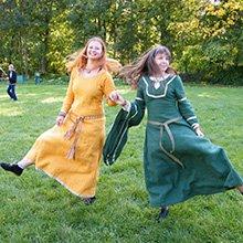 В Высоком прошел фестиваль средневековья «Осенние маневры» (+фото)