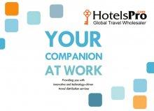 На презентации Sunny Travel агентам рассказали, чем Hotelspro лучше Букинга