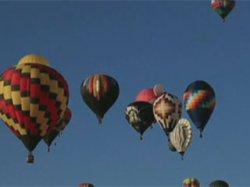 Фестиваль воздушных шаров стартовал в Альбукерке