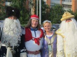 В Беловежской пуще ждут приезда Всемирного Деда Мороза