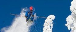 Финский горнолыжный курорт Вуокатти начнет сезон с прошлогоднего снега