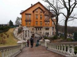 Резиденцию экс-президента Украины переделают в музей