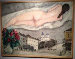 В Италии открывается выставка Марка Шагала