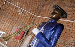 Механический трубач на ратуше Могилева будет говорить с туристами