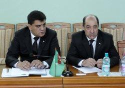 В Министерстве спорта и туризма Беларуси прошла рабочая встреча с туркменскими коллегами