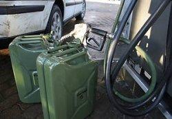 Попытки незаконного вывоза топлива участились на белорусско-украинском участке границы