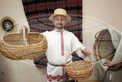 В Витебске открылась выставка-конкурс лозоплетения «Лазовы кош – 2014»