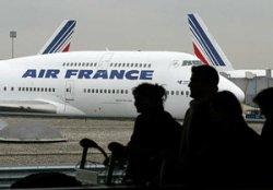 Ущерб Air France от сентябрьской забастовки составит до 500 млн евро