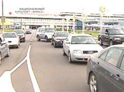 Новая автоматизированная парковка заработала в Национальном аэропорту Минск