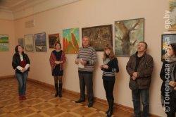 Под Гомелем проходит II Международный арт-пленэр «2014 – Год гостеприимства»