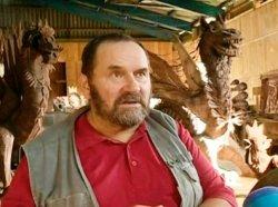 Брестский мастер сделал сказочный зоопарк из железа и дерева